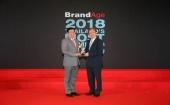 """ธนาคารออมสิน คว้ารางวัลเกียรติยศ """"Brand Maker 2018"""""""